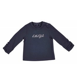 Gymp Shirt Little Girl Zwart