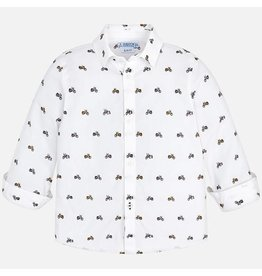 Mayoral L/s Shirt White