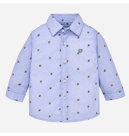 L/s Shirt Lightblue