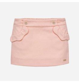 Mayoral Flannel Skirt Rose