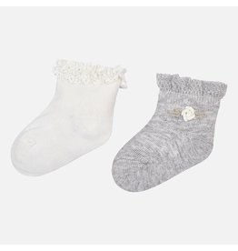 Mayoral Dressy Socks Set Ice