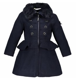 Le Chic Girls Soft Felt Coat