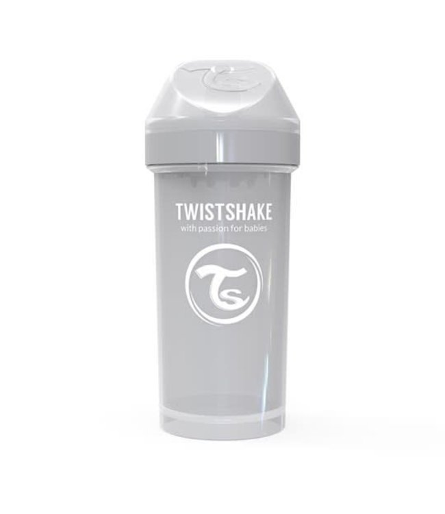 Twistshake Kid Cup 360Ml Pastel Grijs