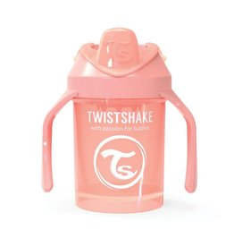 Twistshake Mini Cup 230Ml Pastel Peach