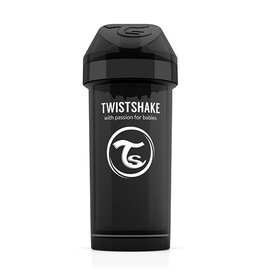 Twistshake Kid Cup 360Ml Zwart