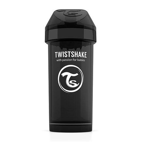 Twistshake Kid Cup 360Ml Zwart