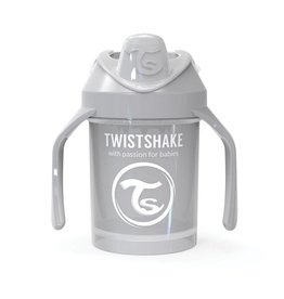 Twistshake Mini Cup 230Ml Pastel Grijs