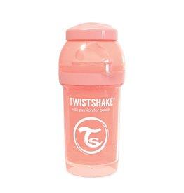 Twistshake Fles Antikoliek 180 Pastel Peach