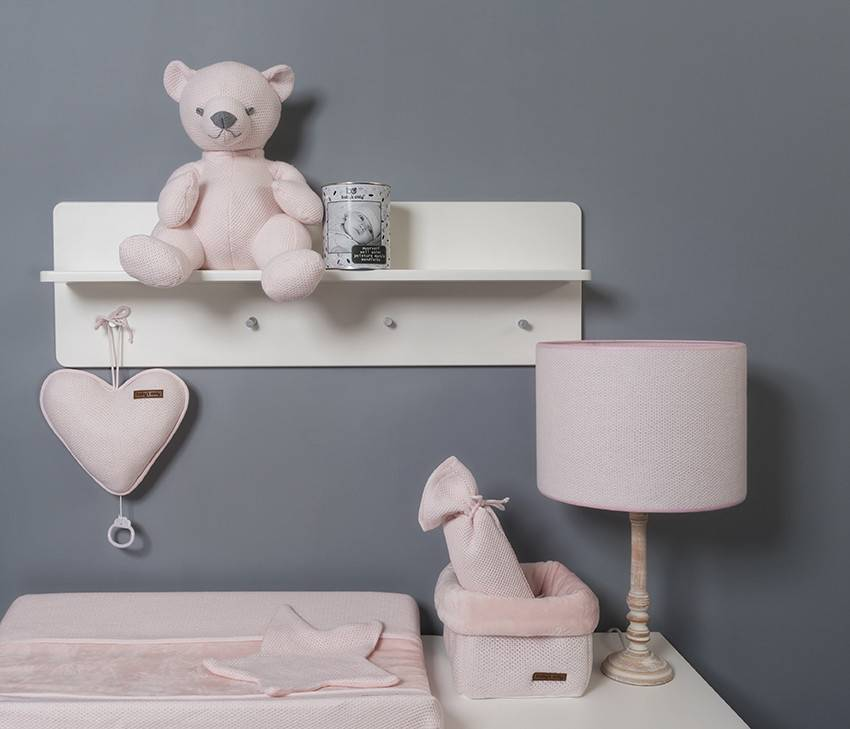 Baby's Only Classic Lampenkap 30cm Classic Roze