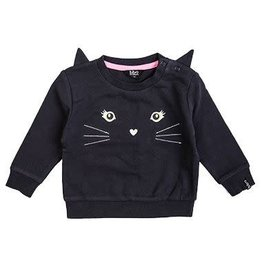 Beebielove Sweater Cat Antracite