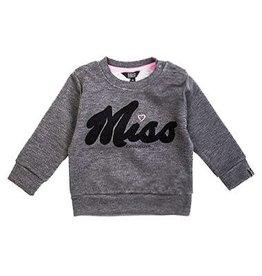 Beebielove Sweater Miss HTR