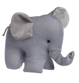 Baby's Only Sparkle Knuffelolifant Zilver