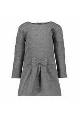 Le Chic Dress Relief Sweat Antraciet