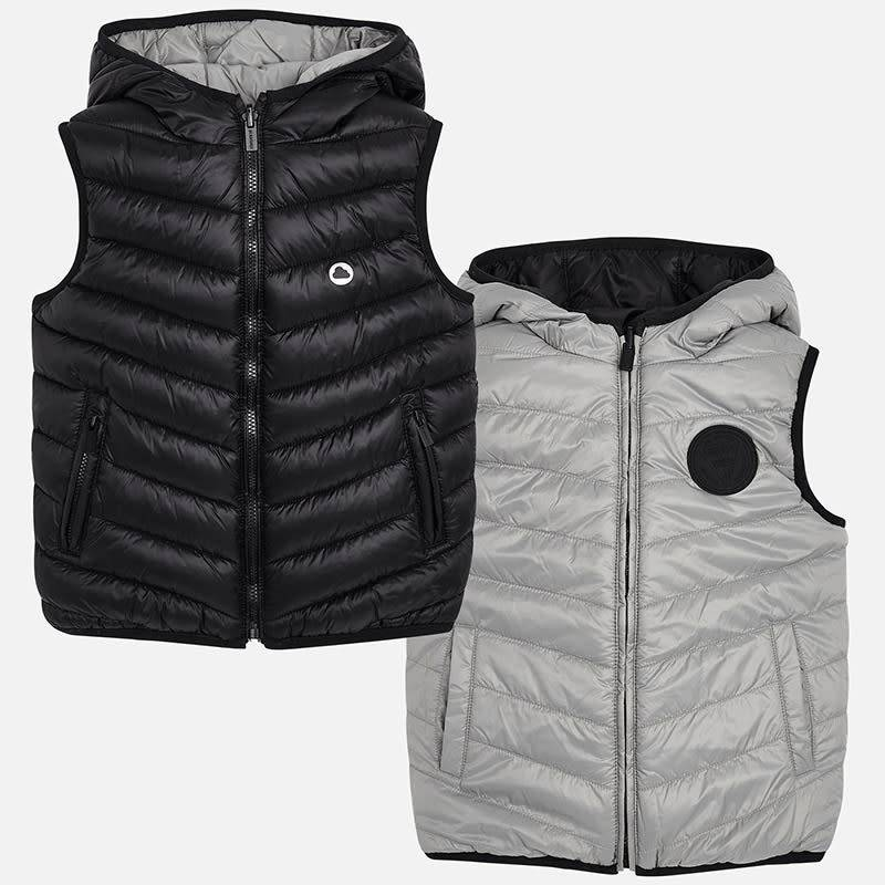 Mayoral Padded Reversible Vest