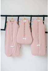 House Of Jamie Slaapzak Baby Powder Pink