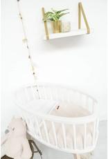 Baby's Only Sparkle Wiegdeken Soft Goud