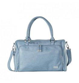 Isoki Nursery Bag Double Zip Satchel