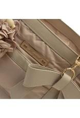 Mayoral Nursery Bag Satin Beige With Accessories