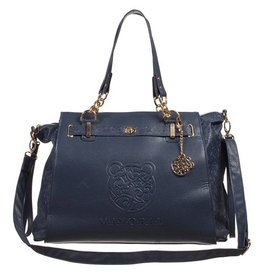 Mayoral Nursery Bag Engraved Leatherette Navy