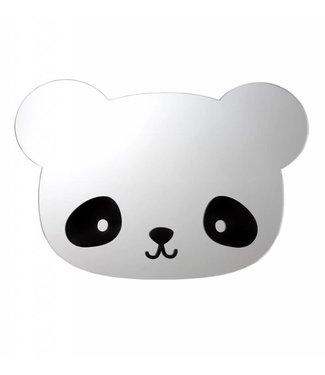 A Little Lovely Company Spiegel Panda