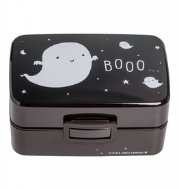 A Little Lovely Company Lunch Box Spookje