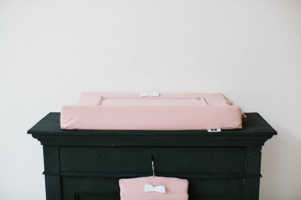 House Of Jamie Aankleedkussenhoes Powder Pink