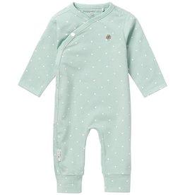 Noppies Pyjama Mint Met Sterren Lange Mouw