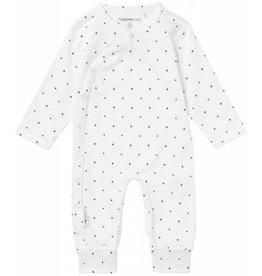 Noppies Pyjama Wit Met Sterren Lange Mouw