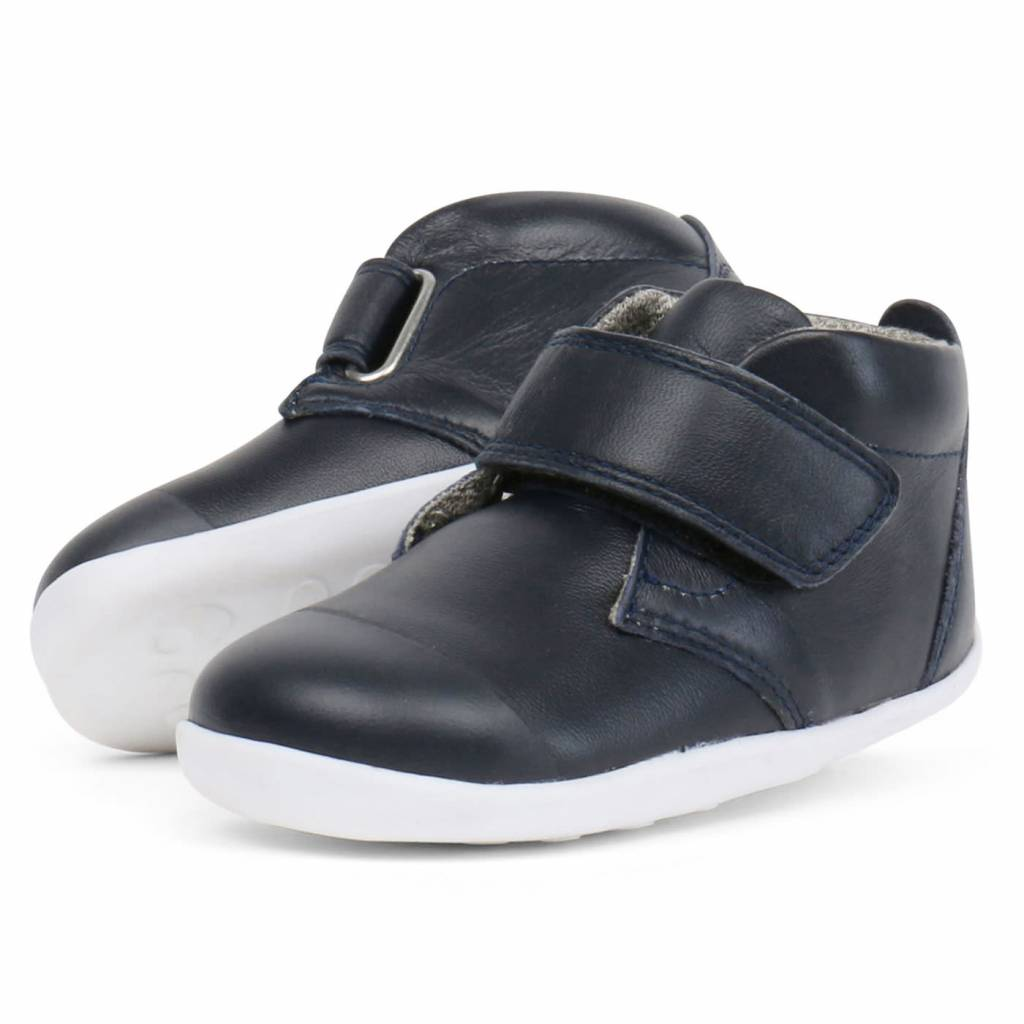 Bobux Step Up Ziggy Navy