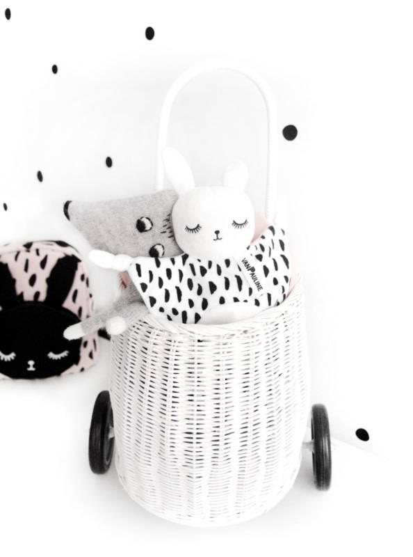 Van Pauline Cuddle Bunny White