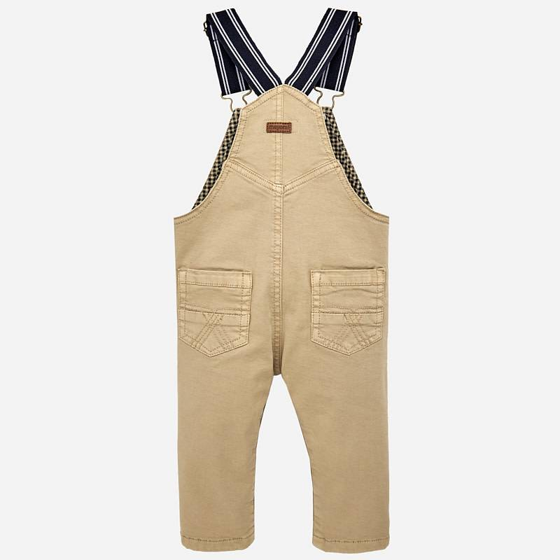 Mayoral Long overalls Jute