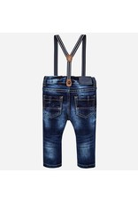 Mayoral Denim Pants Dark