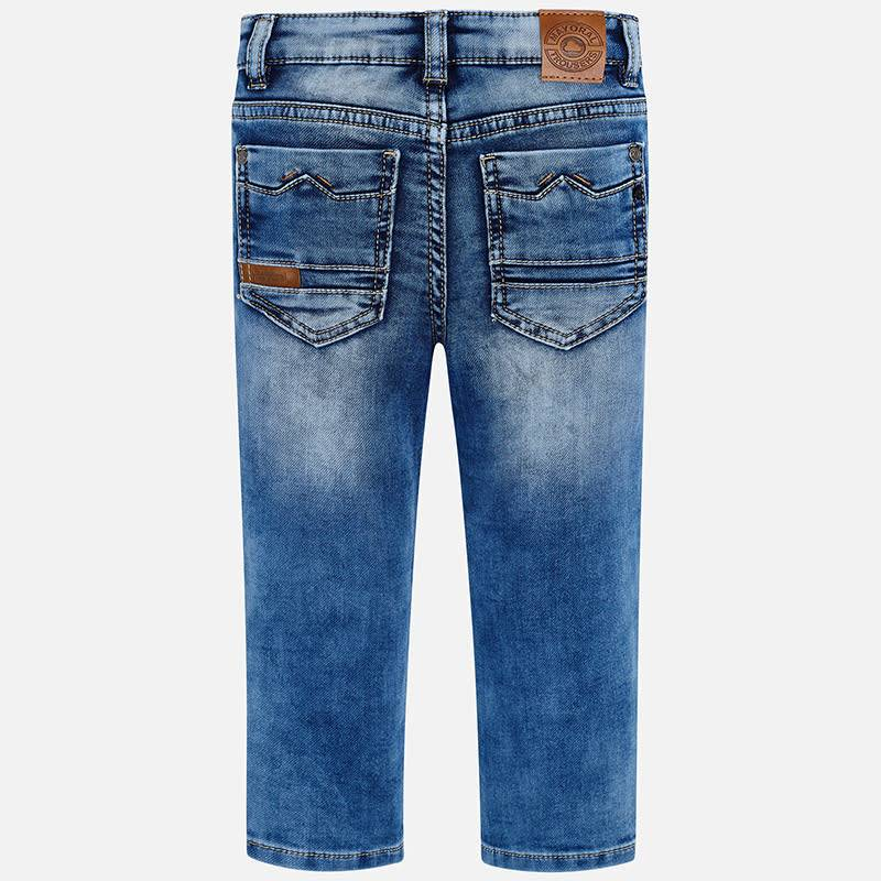 Mayoral Soft Denim Pants Basic