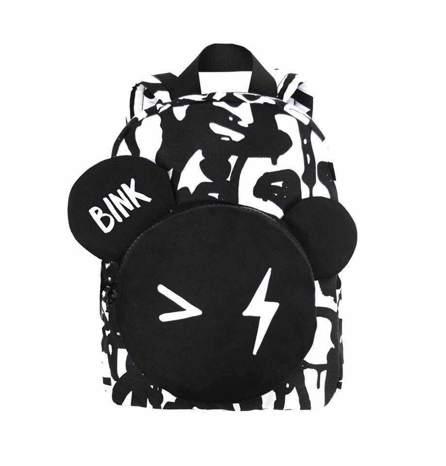 Van Pauline Backpack Own Design Bink Grafitti