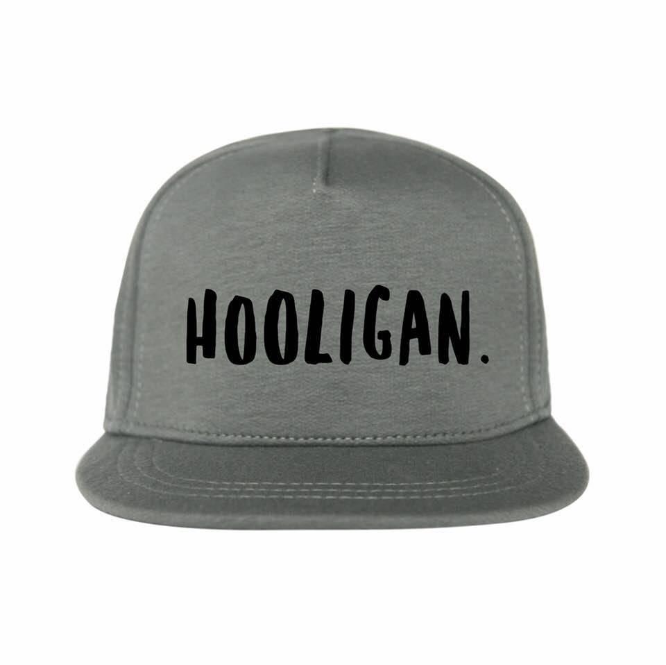 Van Pauline Own Design Cap Hooligan Kaki