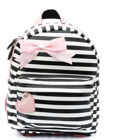 Zebra Rugzak Small Stripes Pink