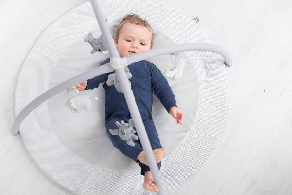 Baby's Only Speelkleed Classic Zilvergrijs