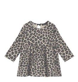 House Of Jamie Oversized Dress Rocky Leopard