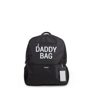 Childhome Daddy Backpack Black