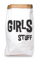 Carlijn Q Paperbag Girl's Stuff