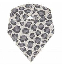 House Of Jamie Burp Bib Rocky Leopard
