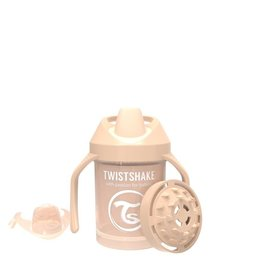 Twistshake Mini Cup Pastel Beige