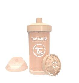 Twistshake Kid Cup Pastel Beige