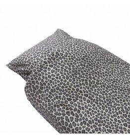 House Of Jamie Dekbedovertrek Rocky Leopard 100x135cm