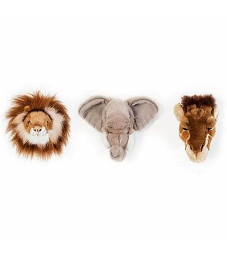 Wild & Soft Safari Box Small Trophies
