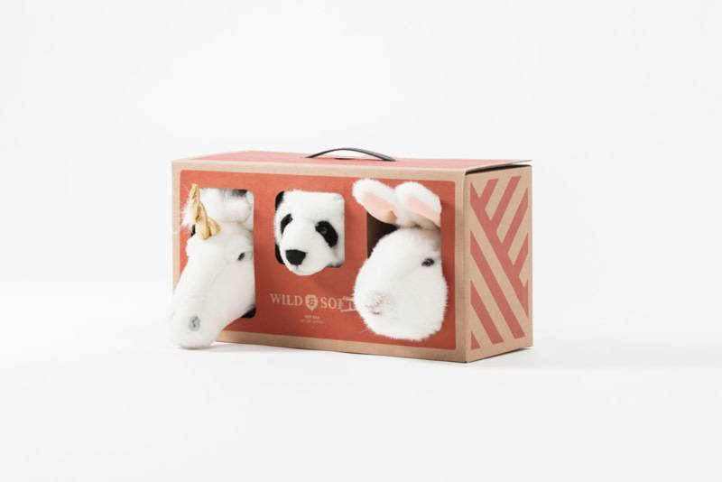 Wild & Soft Lovely Box Small Trophies