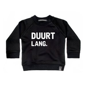 Your Wishes Duurt Lang Sweater Black