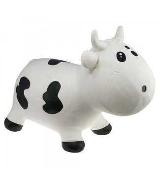 Milk Cow Bella White/Black