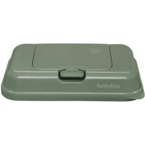 Funkybox Funkybox Go Olive Green