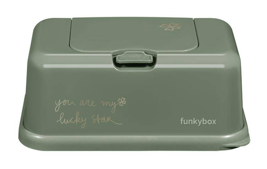 Funkybox Funkybox Olive Green